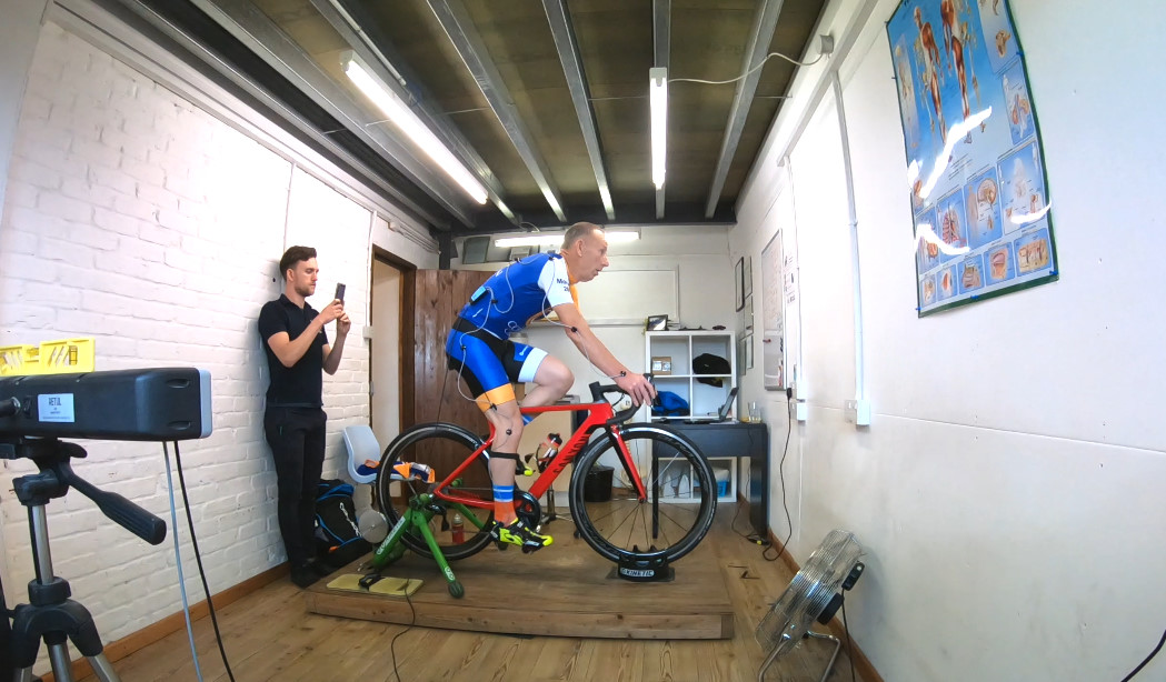 Bike fit at Vankru