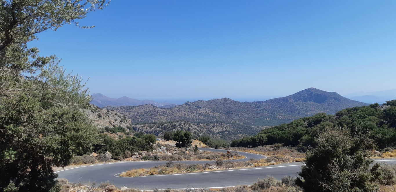 Cycling holiday in Crete